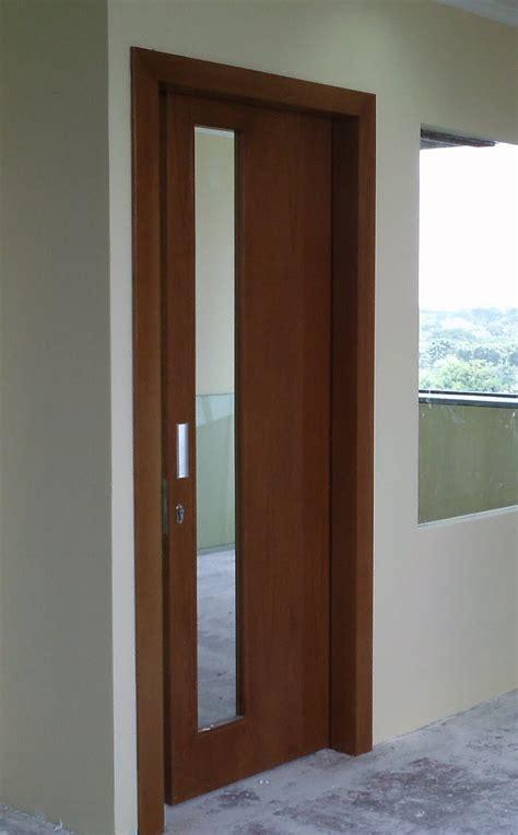 pintu panil minimalis single pk dwi karya mandiri