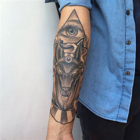anubis tattoo design 51 best anubis tattoos design and ideas
