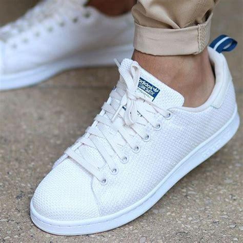 trendy sneakers 2017 2018 basket adidas stan smith circular knit chalk white 1 shoes