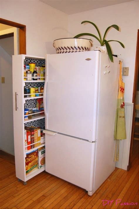 diy kitchen pantry cabinet ideas para cocinas peque 241 as