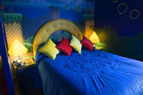 sonic the hedgehog bedroom sonic the hedgehog themed bedroom picture of alton
