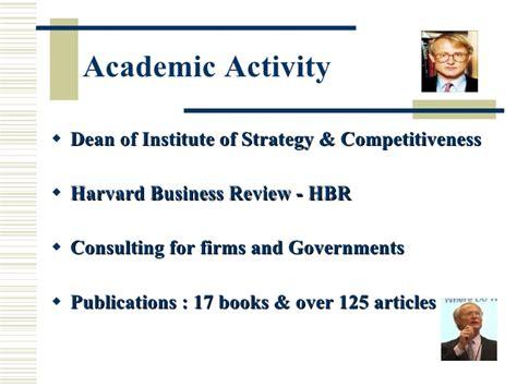 Ul Mba Program Review by M Porter Presentation Draft
