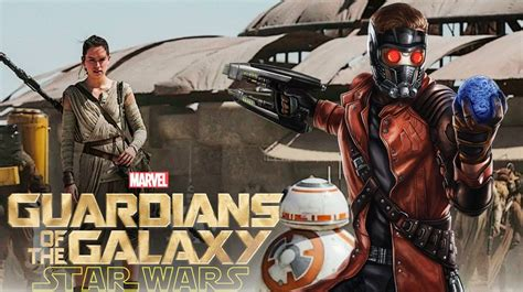 star wars guardians of star wars meets guardians of the galaxy in amazing mash up