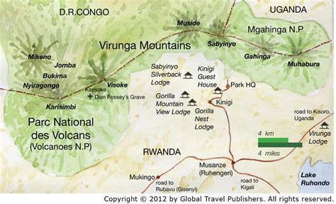 Mountain Gorilla View Lodge, Volcanoes National Park, Rwanda Best African Safari Accommodation