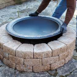 Stone Fire Pit Dimensions - build a firepit