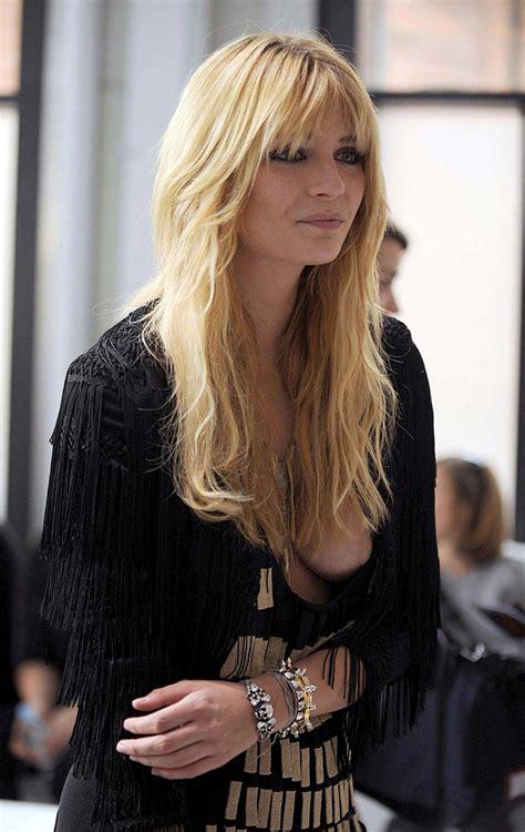 Mischa Barton Slip At Boujis by Avril Lavigne And Deryck Whibley The Bar None