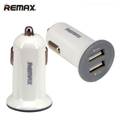 Charger 2output 2 1a aliexpress buy remax smart car charger power adapter