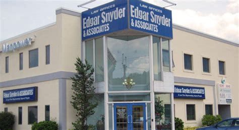 Social Security Office Altoona Pa by Personal Injury Lawyers In Altoona Pa Edgar Snyder