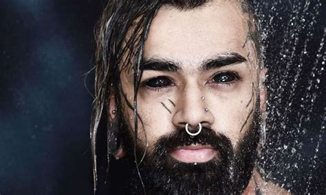 tattooed eyeballs tattoographer karan the one in india to get his