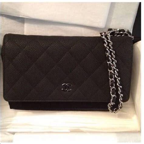 Chanel Woc Lambskin Box Jo 57 chanel wallet on chain woc black matte caviar shw
