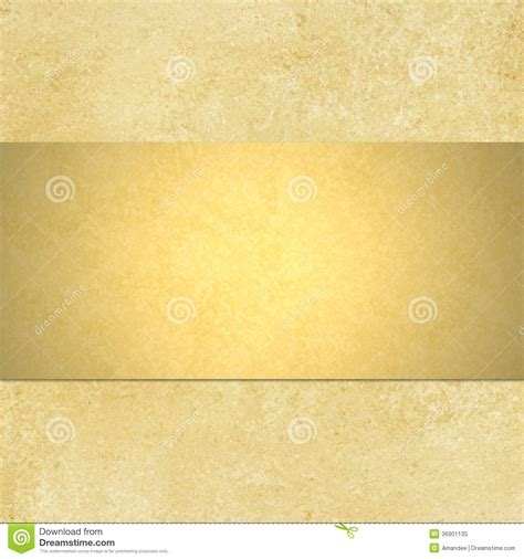 gold background with blank shiny golden ribbon lay stock image image 36901135