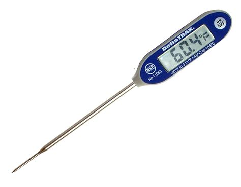 Termometer Safety food safety