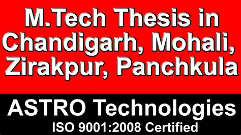 m tech dissertation m tech thesis in chandigarh m tech thesis help thesis