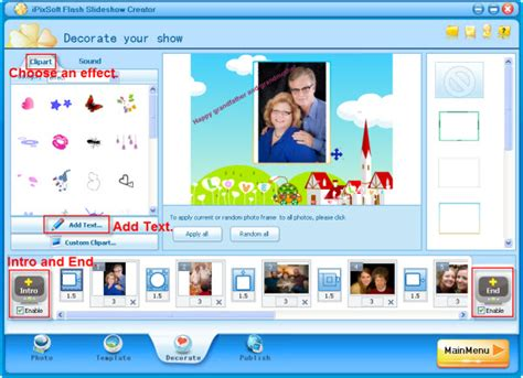 tutorial html slideshow how to make a slideshow for grandfather and grandmother
