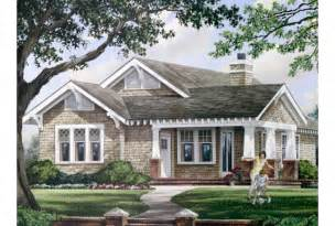 One Story Craftsman Style Homes by One 1 Story House Plans Single Story House Plans