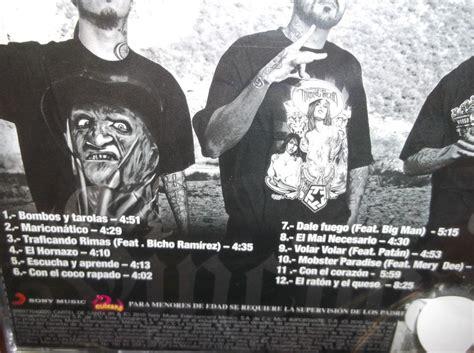 musica de cartel de santa cartel de santa sincopa cd sellado 199 00 en mercado libre
