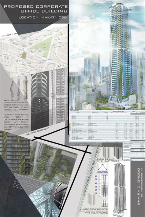 design 8 proposed corporate office buildling high rise design 8 proposed corporate office building high rise