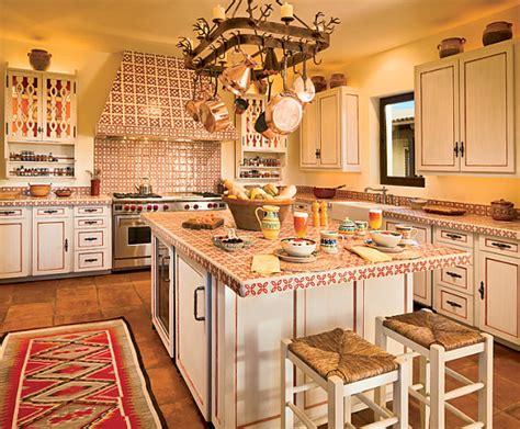 spanish style kitchen design jak může vypadat etno kuchyně magaz 237 n o bydlen 237 ve stylu