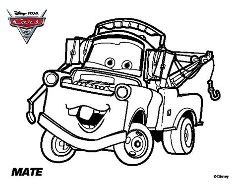 imagenes para pintar de cars cars dibujos colorear para imprimir y compartir en familia
