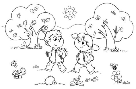 coloring pages for kindergarten coloring pages ideas
