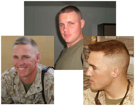marine hair cut do it yourself why do soldiers keep their hair short quora