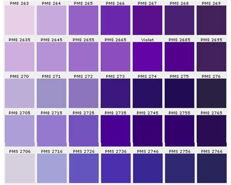 colors that match with purple color chart purple pinterest charts hue and purple
