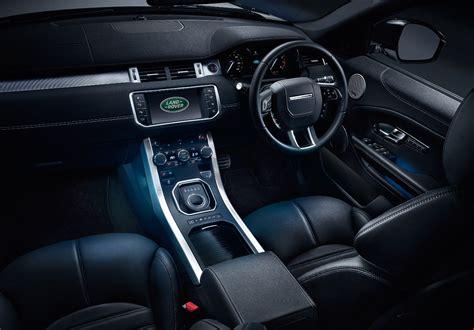 ford range rover interior 2016 range rover evoque facelift autoworld com my