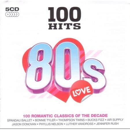 80 s love songs medley free download 100 hits 80s love cd4 mp3 buy full tracklist