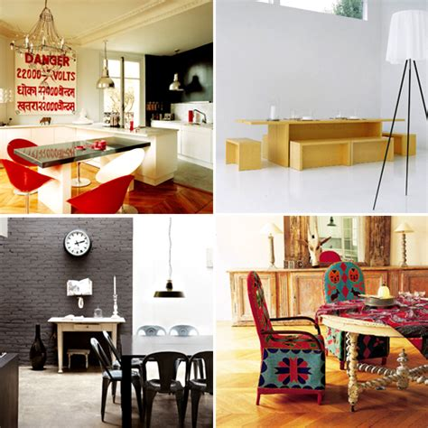 inspirational rooms dining room inspiration the style files