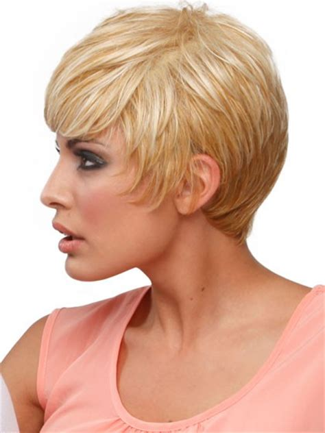 itip extensions in pixie sassy synthetic capless pixie short wig short hair lace