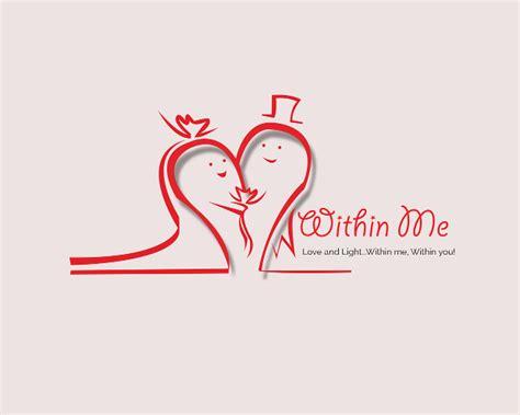 Wedding Logo Vector by 18 Wedding Logos Free Editable Psd Ai Vector Eps