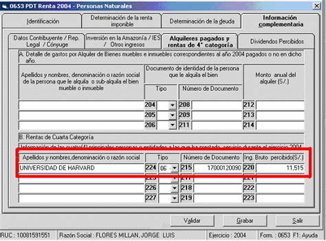 quienes estan obligados a presentar declaracion jurada 2015 sunat formulario virtual 2015 persona natural