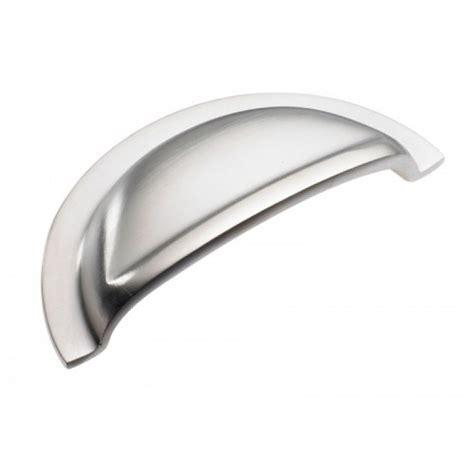 nickel drawer pulls uk armac martin 3090 cup handle drawer bin pull kitchen