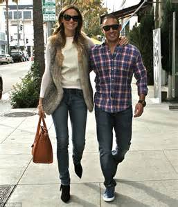 stacy keibler jared pobre daughter stacy keibler shares sweet photo of six month old daughter