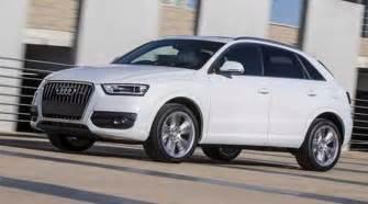 Audi Q3 2017 2017 Audi Q3 Redesign Release Date And Price