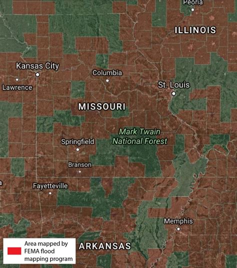 fema firm maps current midwest flooding highlights strengths and weaknesses of fema mapping program temblor net