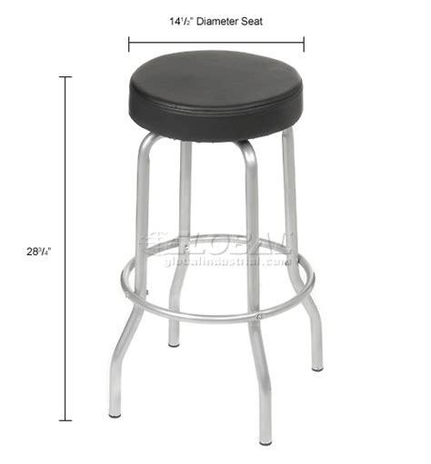 stools bar stools swivel stool vinyl black