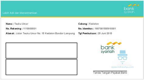 membuka rekening mandiri secara online sistem informasi permohonan pembukaan rekening pribadi