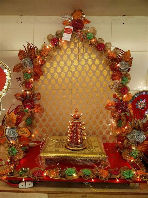decoration of pooja room at home 263 best images about decoration for pooja on pinterest