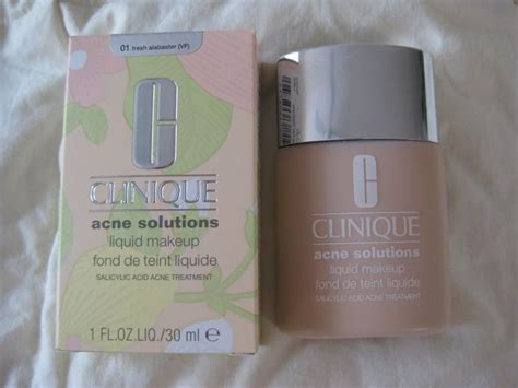 Clinique Acne Solution Liquid Makeup best makeup for acne prone skin to make you look