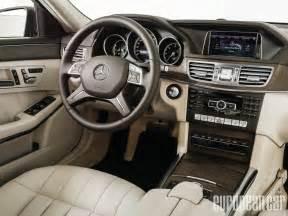 Mercedes E Class 2014 Interior 2014 Mercedes E Class Interior Photo 2