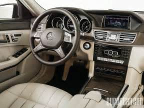 2014 mercedes e class interior photo 2