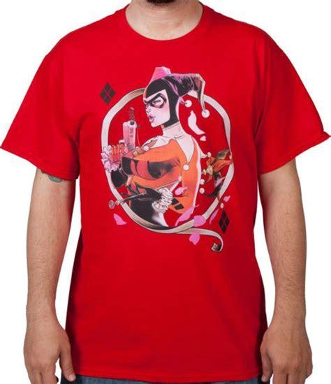 T Shirt Harley Quinn 02 10 awesome harley quinn t shirts teemato