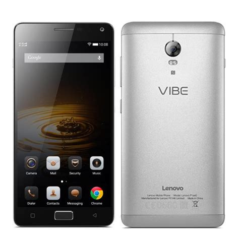 Hp Lenovo Vibe Turbo 1 Lenovo Launches Vibe P1 Turbo Smartphone Notebookcheck Net News