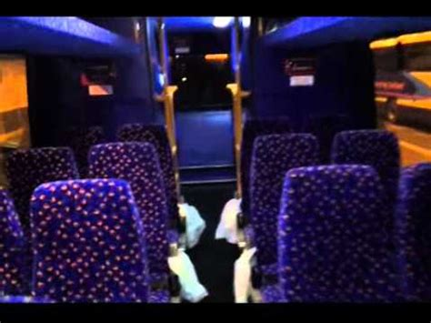 Megabus Sleeper by Megabus Sleeper Service Tour