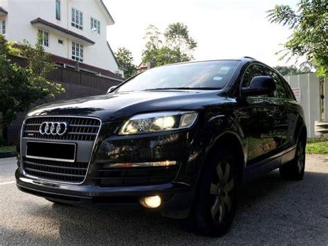 Qu 7 Audi by Buy Used Audi Q7 3 6 Fsi Qu 7 Seater Car In Singapore