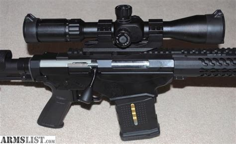armslist for sale trade ruger precision rifle 308