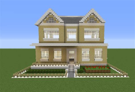 how to make a suburban house in minecraft suburban house 6 grabcraft your number one source for minecraft buildings