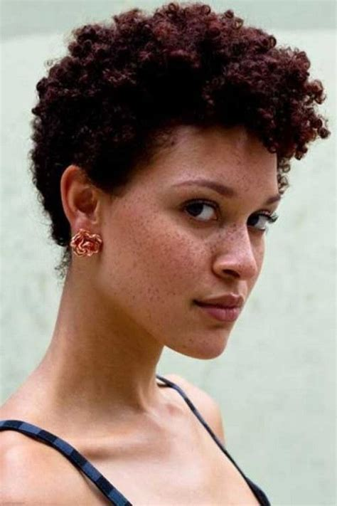 tapper curly haircut styles here are some wonderful short and medium length natural