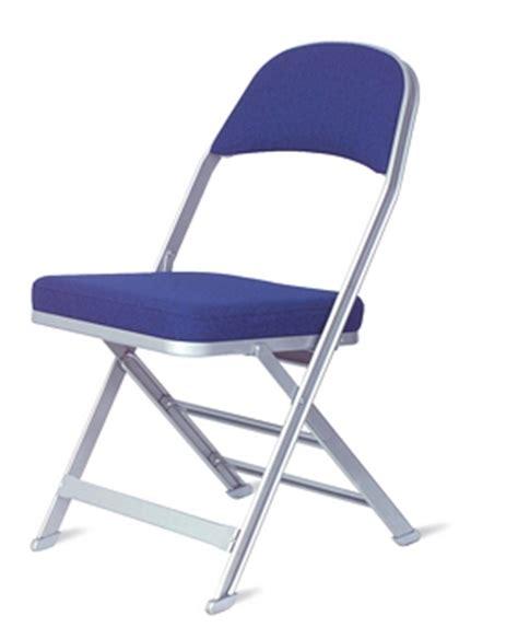metal folding chair cushions clarin enhanced steel folding chair with luxurious seat